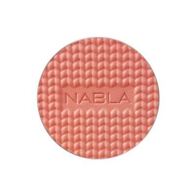 """NABLA - Blossom Blush arcpirosító utántöltő - """"Nectarine"""""""