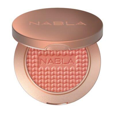 "NABLA - Blossom Blush arcpirosító - ""Nectarine"""