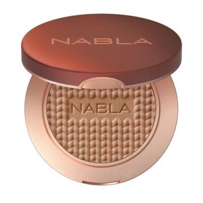 "NABLA - Shade & Glow kompakt bronzosító - ""Saint-Tropez"""