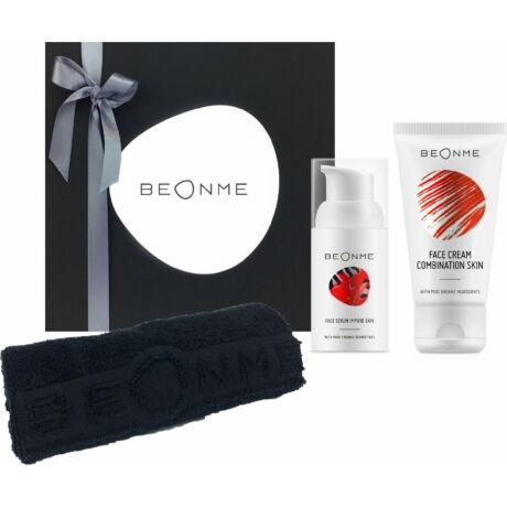 BeOnMe Skincare Set3 Ajándékszett kombinált bőrre