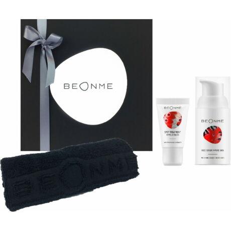 BeOnMe Skincare Set4 Ajándékszett Zsíros/Kombinált bőrre