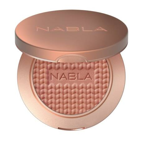 "NABLA - Blossom Blush arcpirosító - ""Hey Honey"""