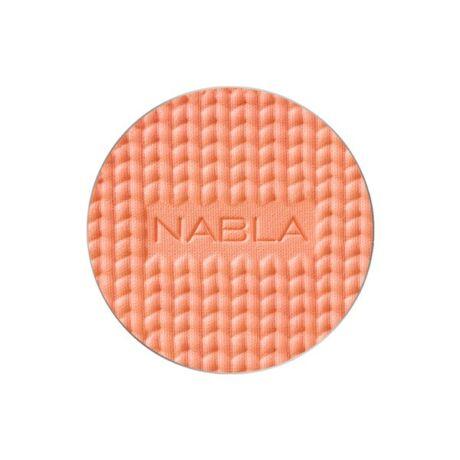 "NABLA - Blossom Blush arcpirosító utántöltő - ""Habana"""
