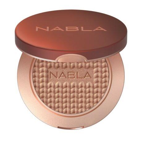 NABLA - Shade and Glow kompakt bronzosító - Monoi