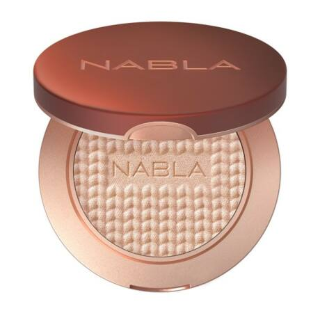 "NABLA - Shade & Glow kompakt highlighter - ""Baby Glow"""