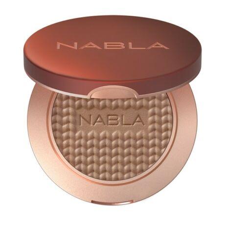 "NABLA - Shade & Glow kompakt bronzosító - ""Cameo"""
