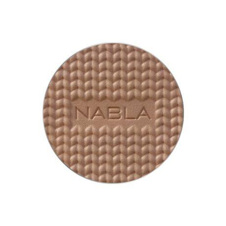 "NABLA - Shade & Glow  utántöltő - ""Cameo"""