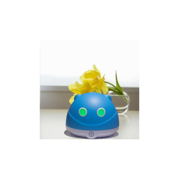 Mini Panda USB Aroma Diffúzor - kék