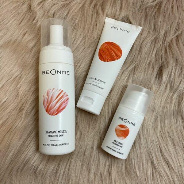 Alap bőrápoló csomag normál, száraz és érzékeny bőrre