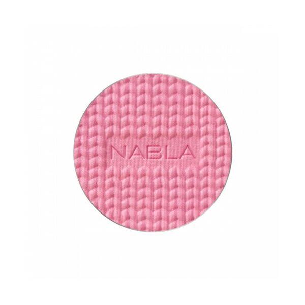 "NABLA - Blossom Blush arcpirosító utántöltő - ""Happytude"""
