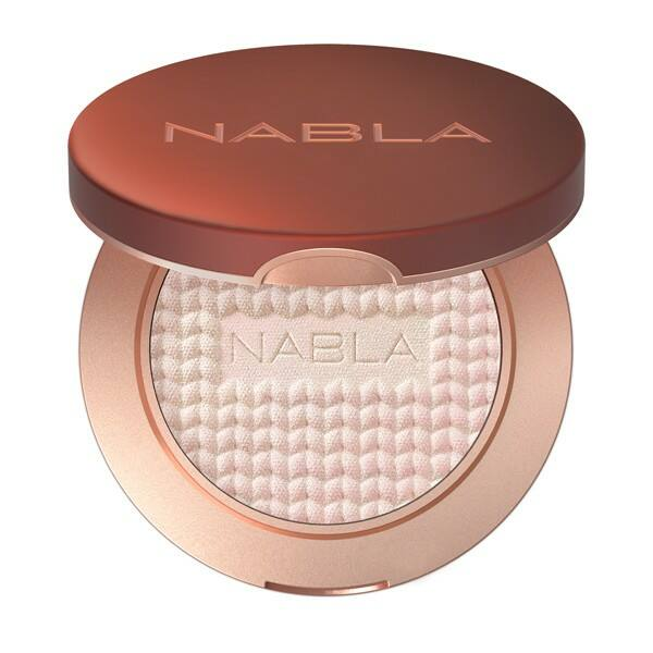 "NABLA - Shade & Glow kompakt highlighter - ""Angel"""