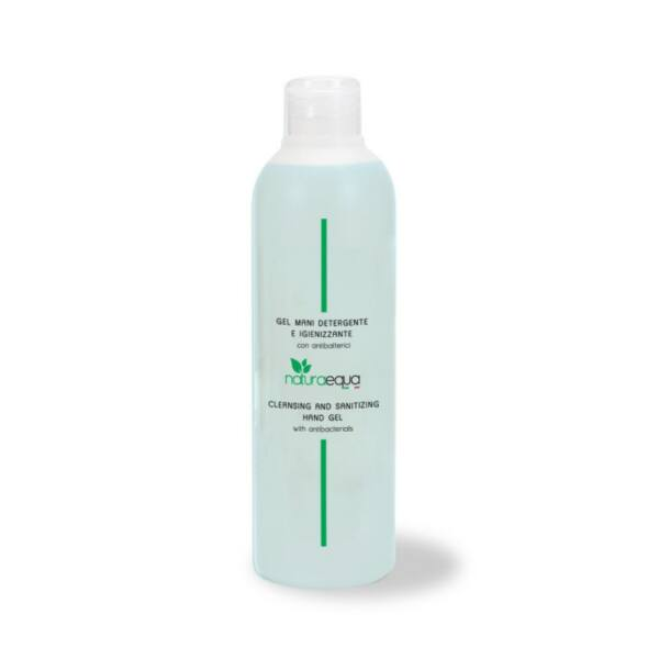 Cleansing and sanitizing kézgél, 250 ml