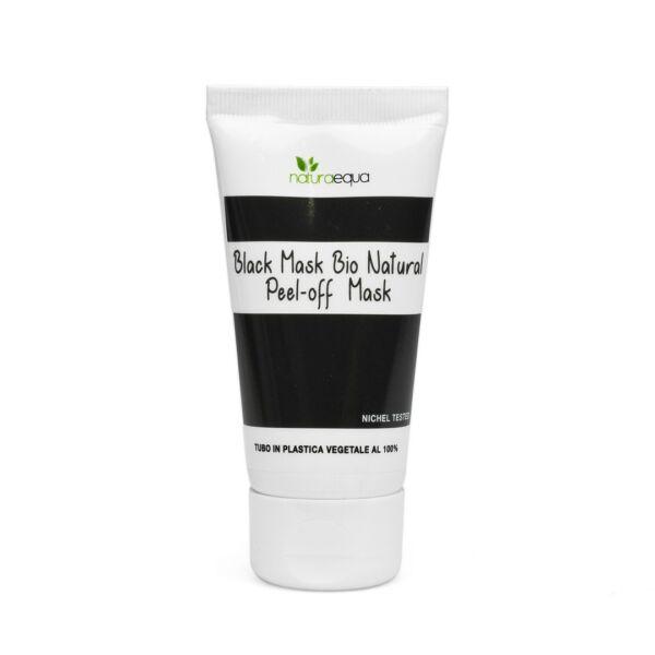 Organikus, fekete mélytisztító maszk, 50 ml