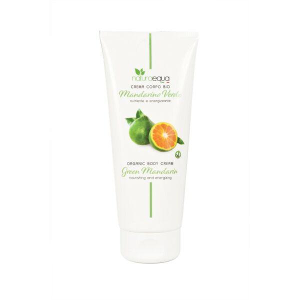 Testápoló krém zöld mandarinnal, 200 ml