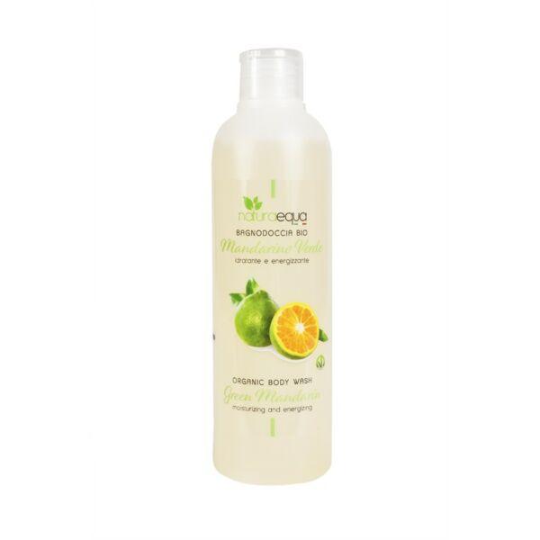 Tusfürdő zöld mandarinnal, 250 ml