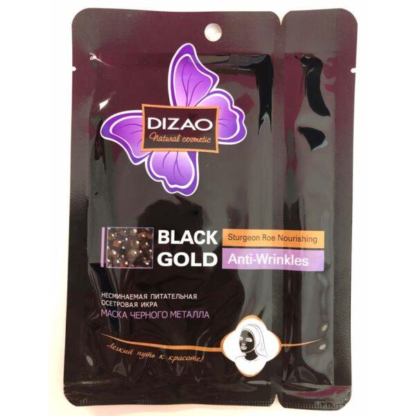 Black Gold maszk ikra kivonattal (10 db)