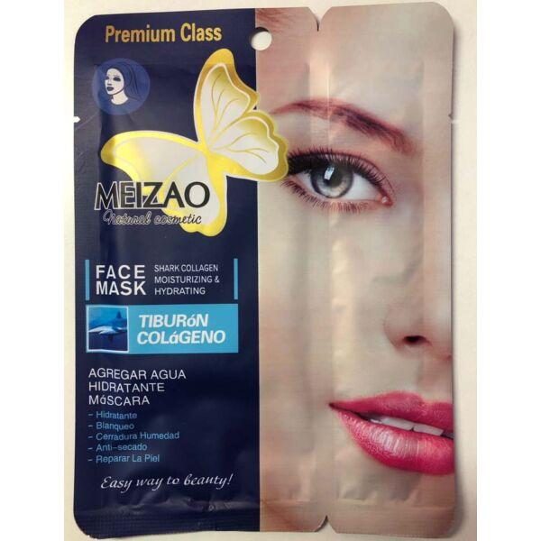 Hidratáló arcmaszk kollagénnel (1 db)