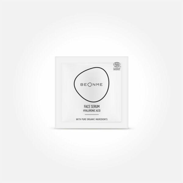 TESZTER • BeOnMe • Arcszérum • 2,5 ml