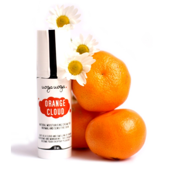 """""""Orange Cloud"""" Hidratáló krém, 30 ml"""