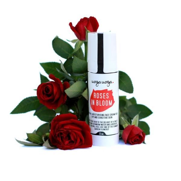 """Roses in Bloom"" Hidratáló krém, 30 ml"