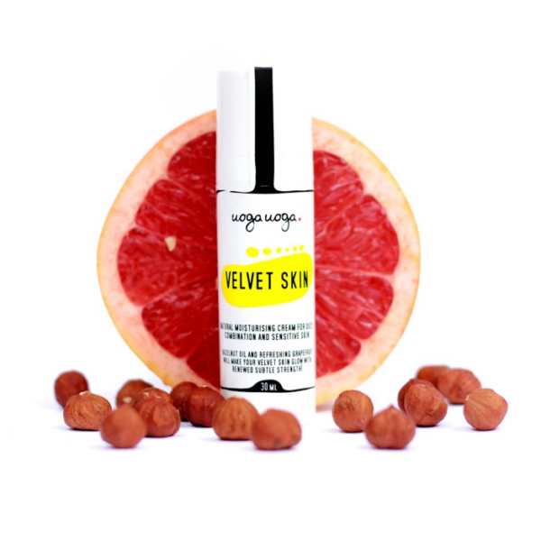 """""""Velvet Skin"""" Hidratáló arckrém, 30 ml"""