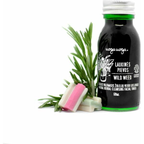"""""""Wild Weed"""" Herbal Cleansing arctonik, 60 ml"""
