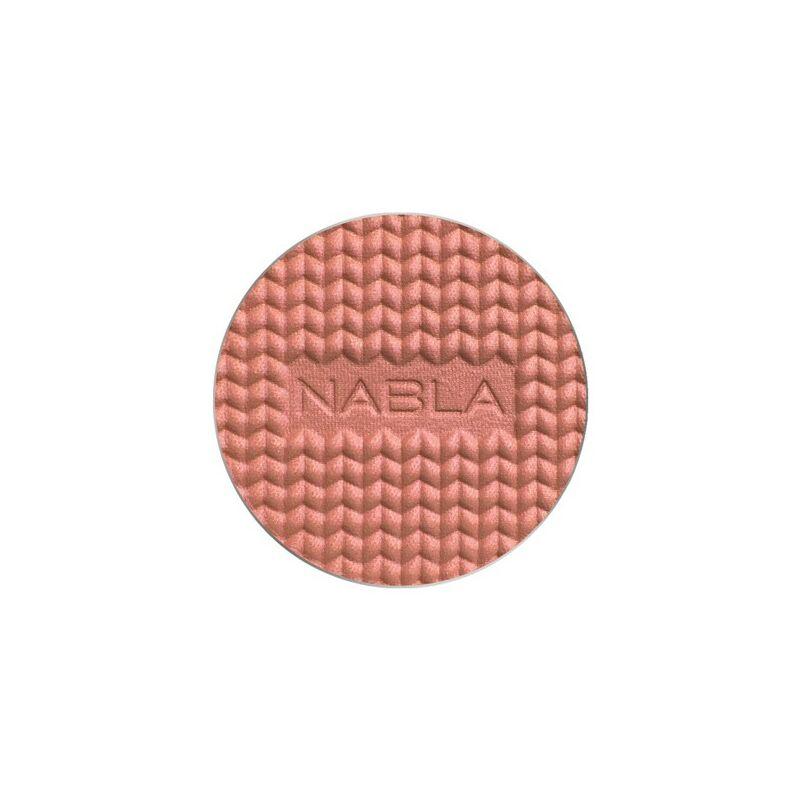 "NABLA - Blossom Blush arcpirosító utántöltő - ""Coralia"""