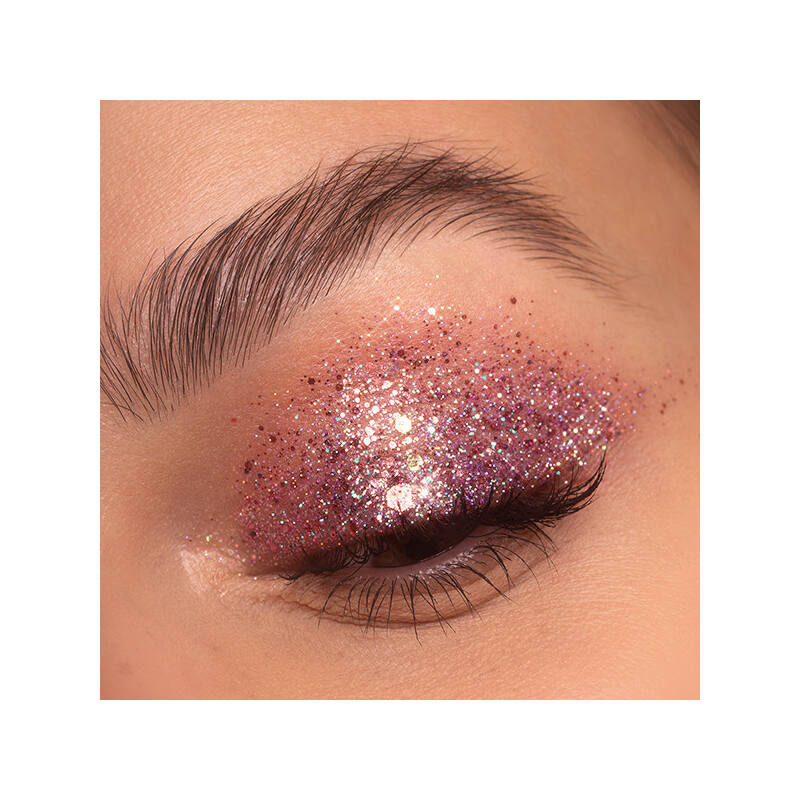 NABLA • Ruby Lights Glitter Paletta