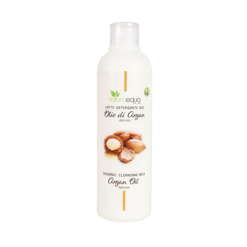 Artcisztító tej argán olajjal, 250 ml