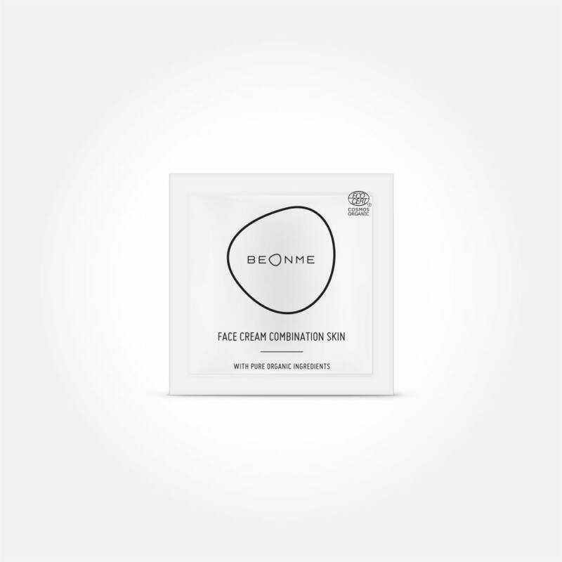 TESZTER • BeOnMe • Combination Skin arckrém • 2,5 ml