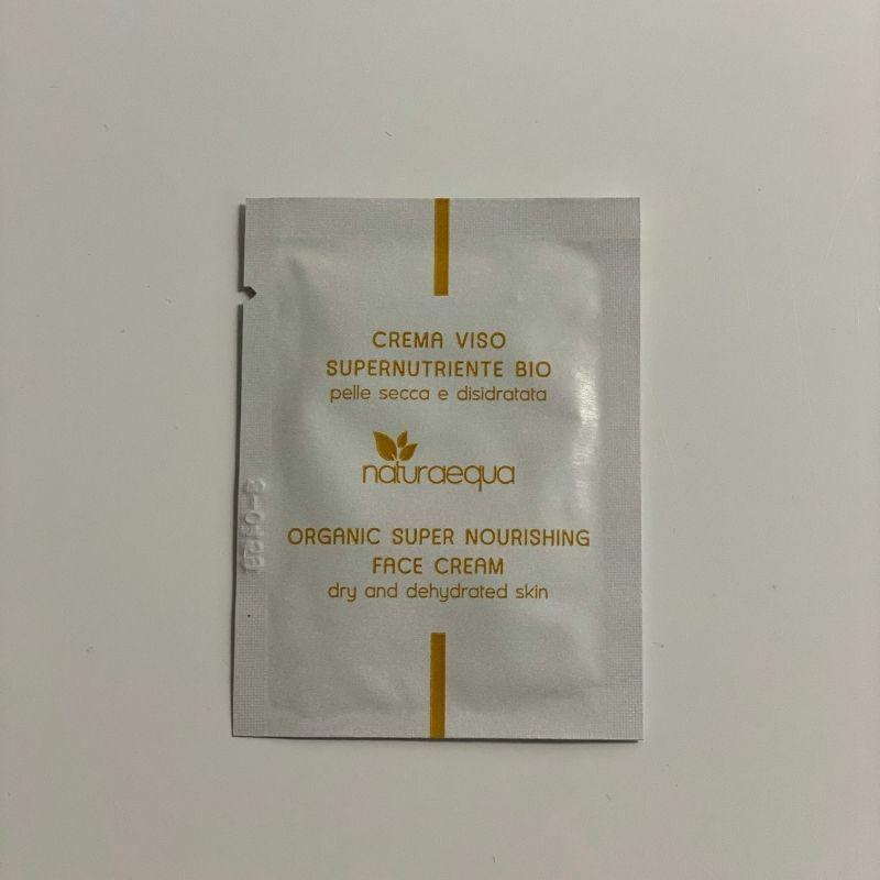 TESZTER • Mélyhidratáló arckrém, 3 ml